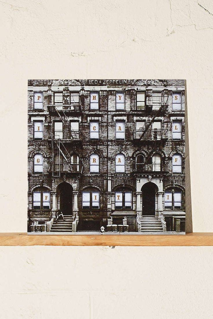 Best 25+ Led Zeppelin Physical Graffiti Ideas On Pinterest | Led Pertaining To Current Led Zeppelin 3D Wall Art (View 11 of 20)