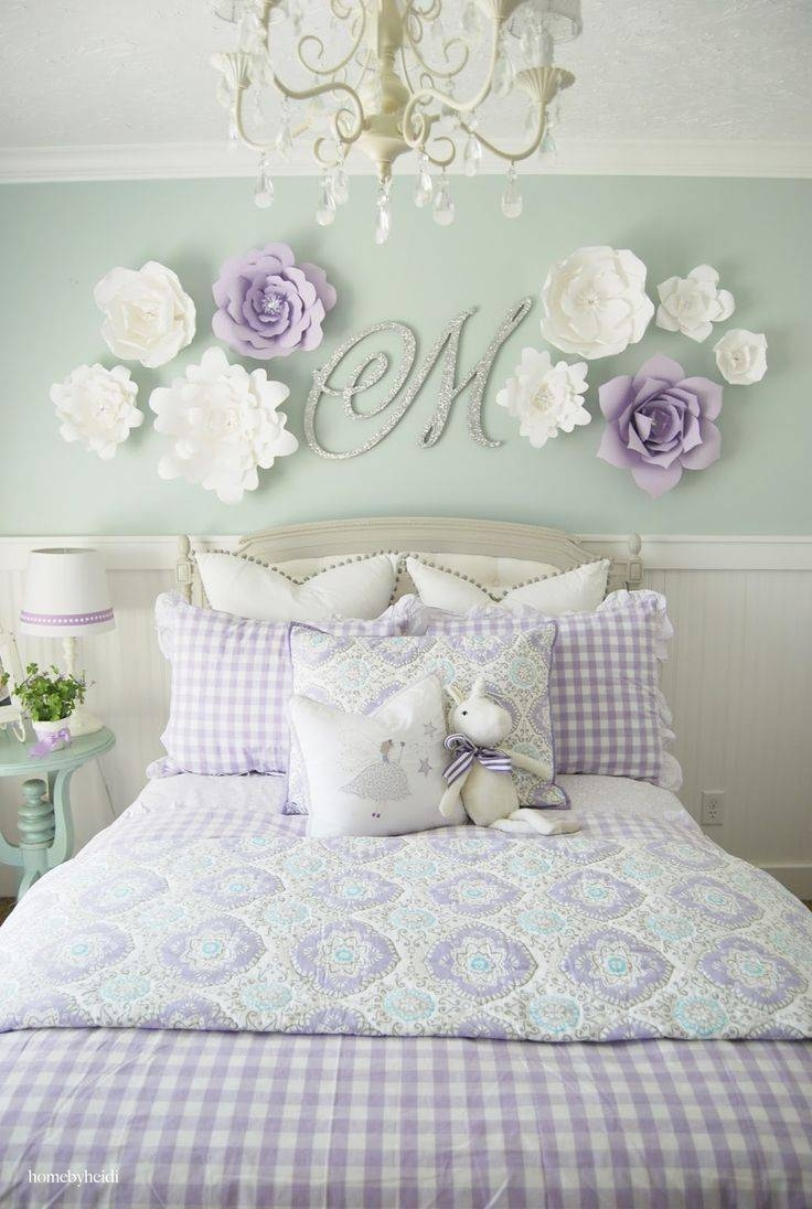 Best 25+ Little Girl Rooms Ideas On Pinterest | Girls Bedroom With Regard To Most Recent Little Girl Wall Art (View 9 of 20)