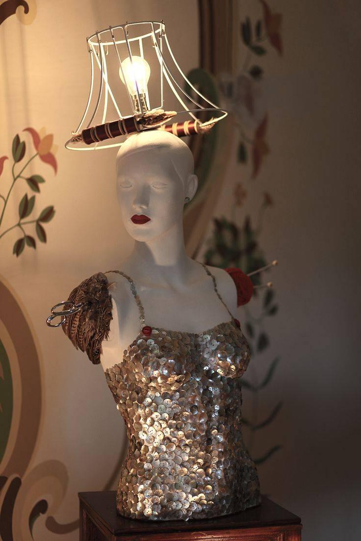 Best 25+ Mannequin Art Ideas On Pinterest | Diy Necklace Mannequin Within Most Popular Mannequin Wall Art (View 12 of 20)