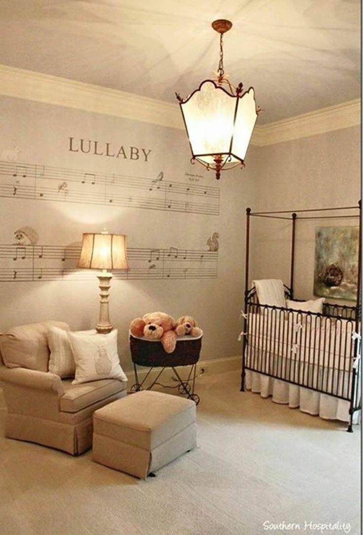 Best 25+ Music Themed Nursery Ideas On Pinterest | Music Nursery Regarding Best And Newest Music Theme Wall Art (View 3 of 30)