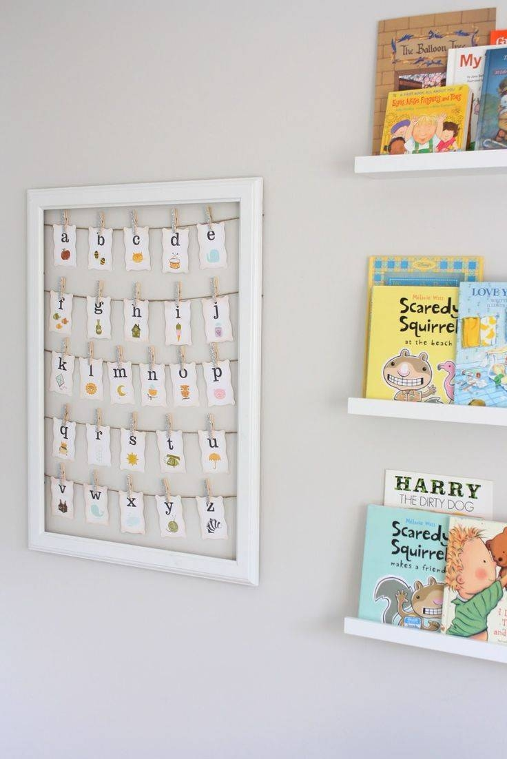 Best 25+ Nursery Wall Decor Ideas On Pinterest | Nursery Decor Throughout Most Up To Date Nursery Wall Art (View 14 of 20)