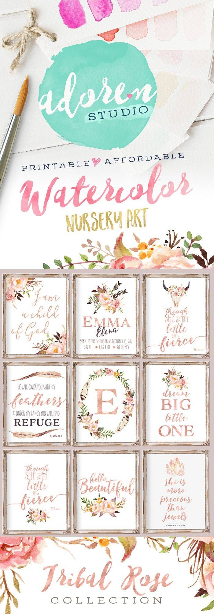 Best 25+ Nursery Wall Quotes Ideas On Pinterest | Baby Wall Quotes Pertaining To Most Recent Winnie The Pooh Nursery Quotes Wall Art (View 14 of 20)