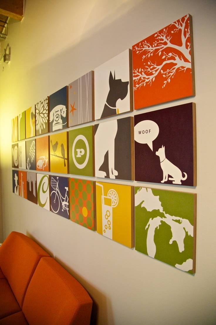 Best 25+ Office Wall Art Ideas On Pinterest | Office Wall Design Inside Most Recent Wall Art For Offices (View 2 of 20)