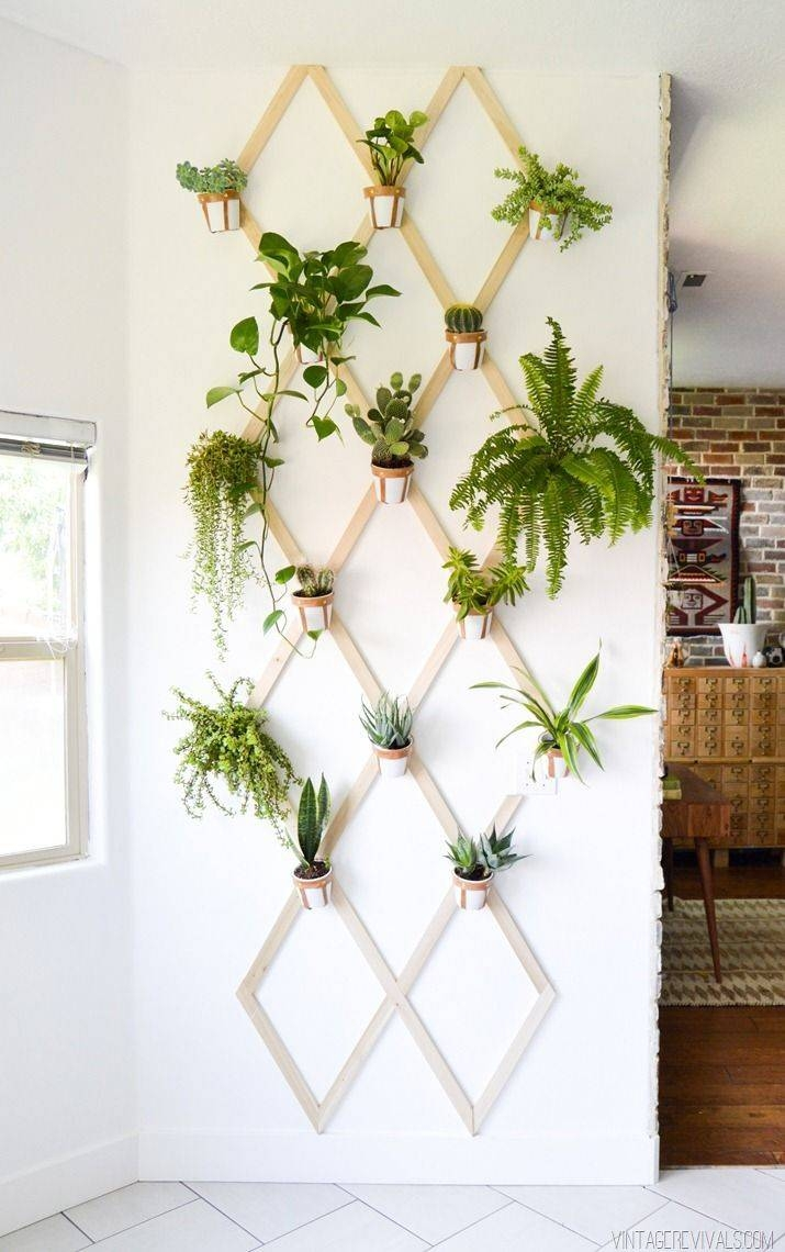 Best 25+ Plant Wall Ideas On Pinterest | Living Room Wall Art With Newest Floral & Plant Wall Art (View 14 of 25)