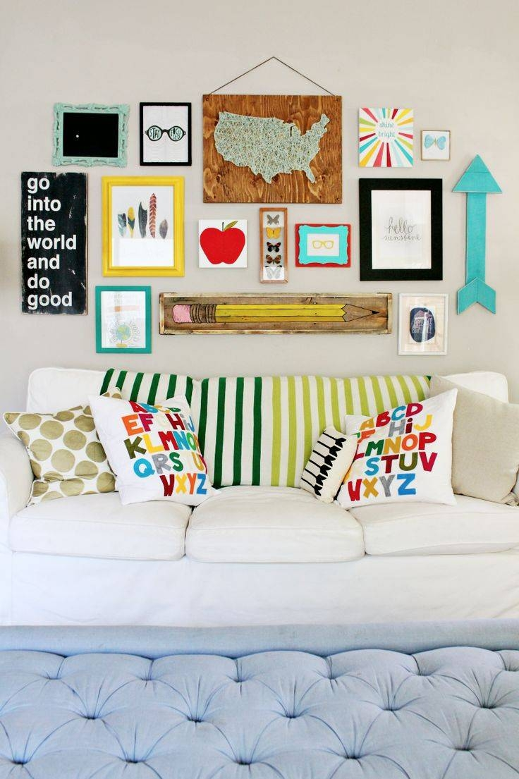 Featured Photo of Playroom Wall Art