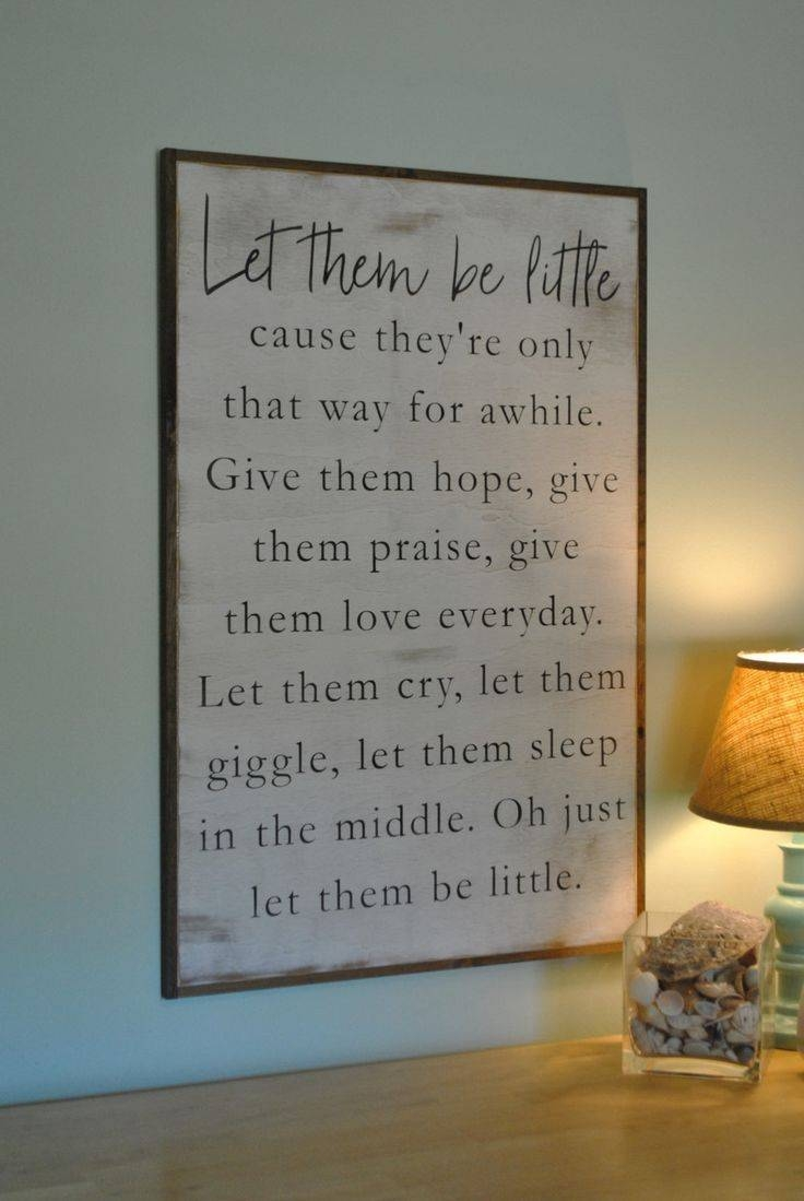 Best 25+ Playroom Wall Decor Ideas On Pinterest | Playroom Decor Throughout Newest Etsy Childrens Wall Art (View 4 of 20)