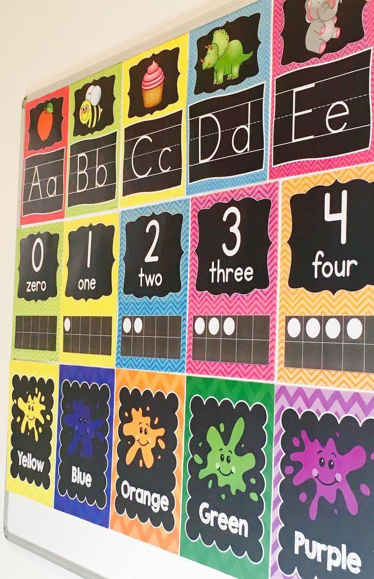 Best 25+ Preschool Classroom Decor Ideas On Pinterest   Preschool Intended For Recent Preschool Classroom Wall Decals (View 7 of 30)