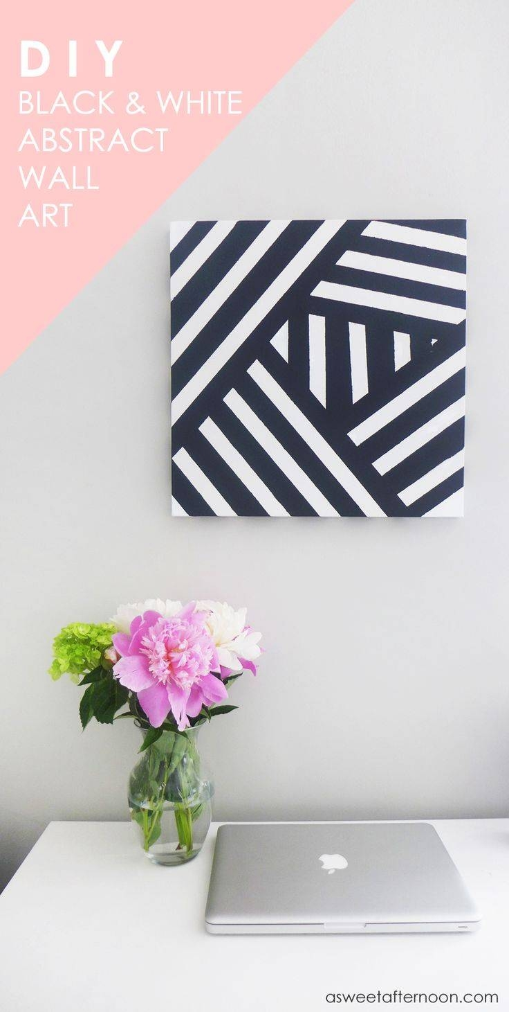 Best 25+ Simple Canvas Paintings Ideas On Pinterest | Diy Canvas With Most Popular Diy Pinterest Canvas Art (View 21 of 25)