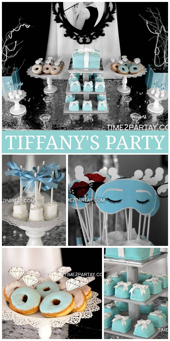 Best 25+ Tiffany Birthday Party Ideas On Pinterest | Tiffany Party With Regard To Best And Newest Tiffany And Co Wall Art (View 11 of 30)