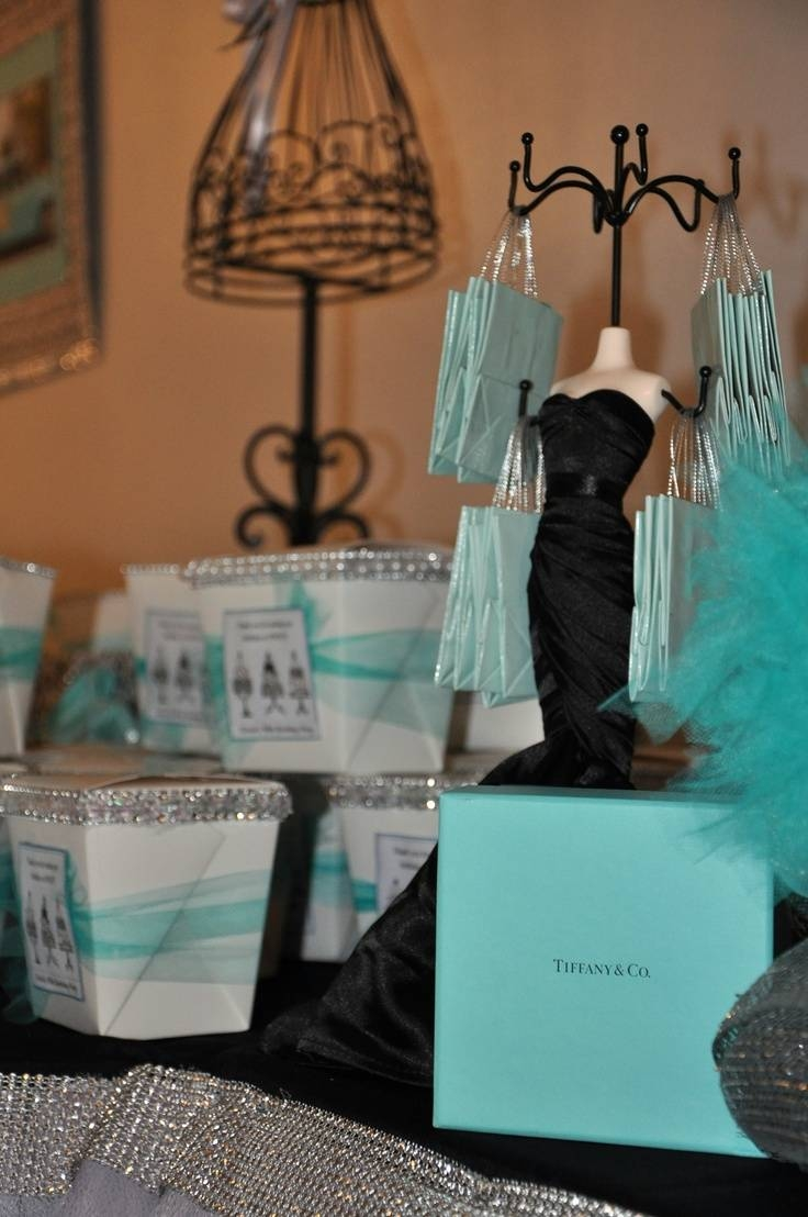 Best 25+ Tiffany Party Themes Ideas On Pinterest | Tiffany Theme Within Current Tiffany And Co Wall Art (View 18 of 30)
