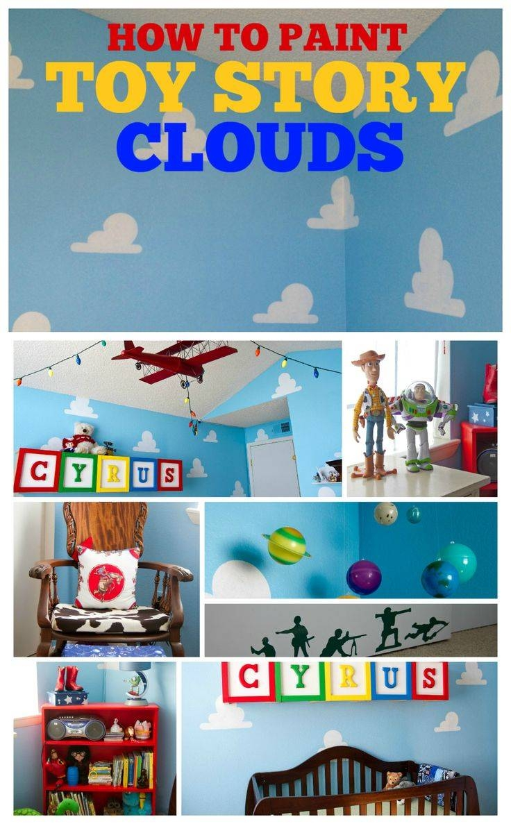 Best 25+ Toy Story Bedroom Ideas On Pinterest | Toy Story Room Inside Newest Toy Story Wall Art (View 2 of 30)