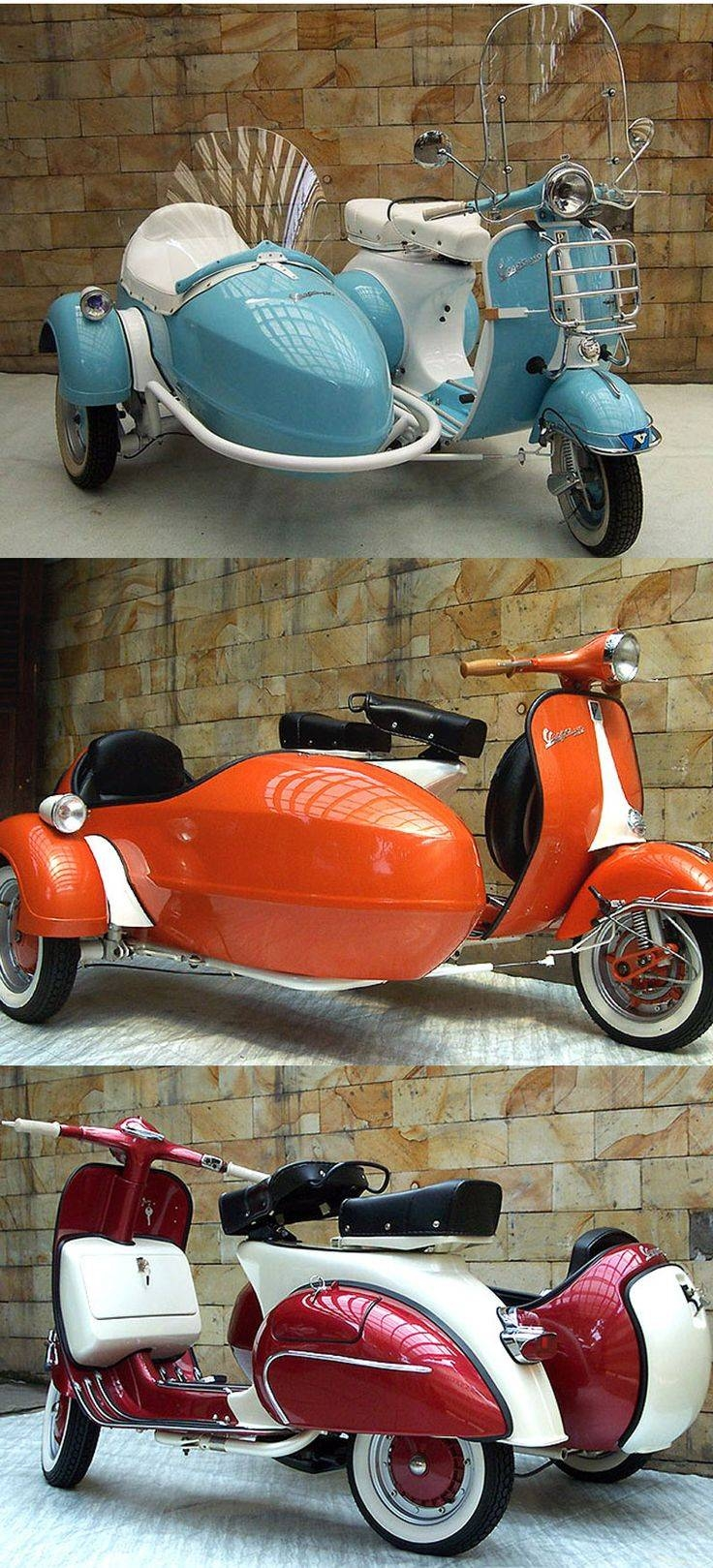 Best 25+ Vespa Scooters Ideas On Pinterest | Vespa, Vintage Vespa Pertaining To Most Recent Vespa 3D Wall Art (View 8 of 20)