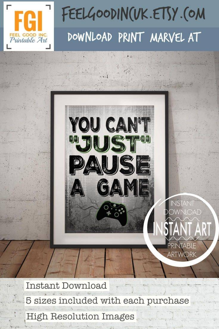 Best 25+ Video Game Decor Ideas On Pinterest | Gaming Rooms, Boys Regarding Most Popular Video Game Wall Art (View 4 of 30)