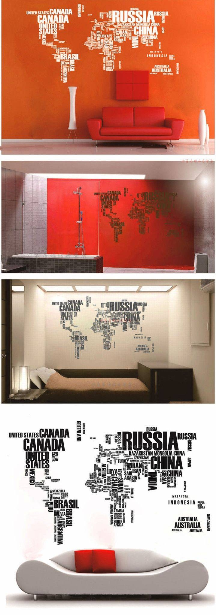 Best 25+ Wall Decor Stickers Ideas On Pinterest | Small Wall For Current Classroom Vinyl Wall Art (View 8 of 30)
