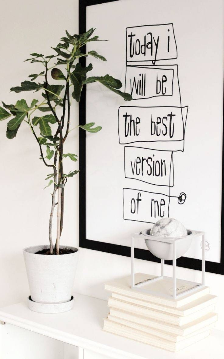 Best 25+ White Wall Art Ideas On Pinterest | Music Wall Decor For Best And Newest Black And White Damask Wall Art (View 27 of 30)