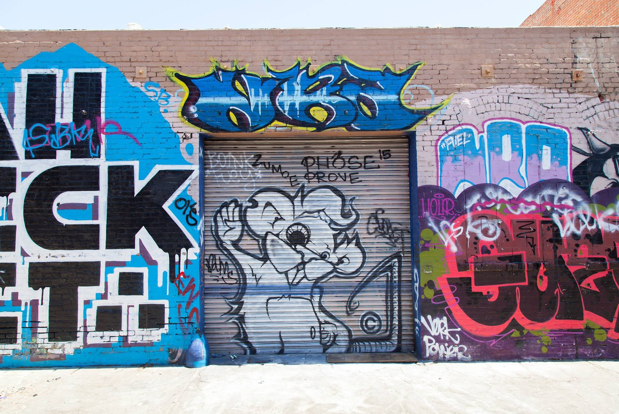 Best Graffiti And Street Art That We've Seen In Los Angeles In Newest Los Angeles Wall Art (View 5 of 20)