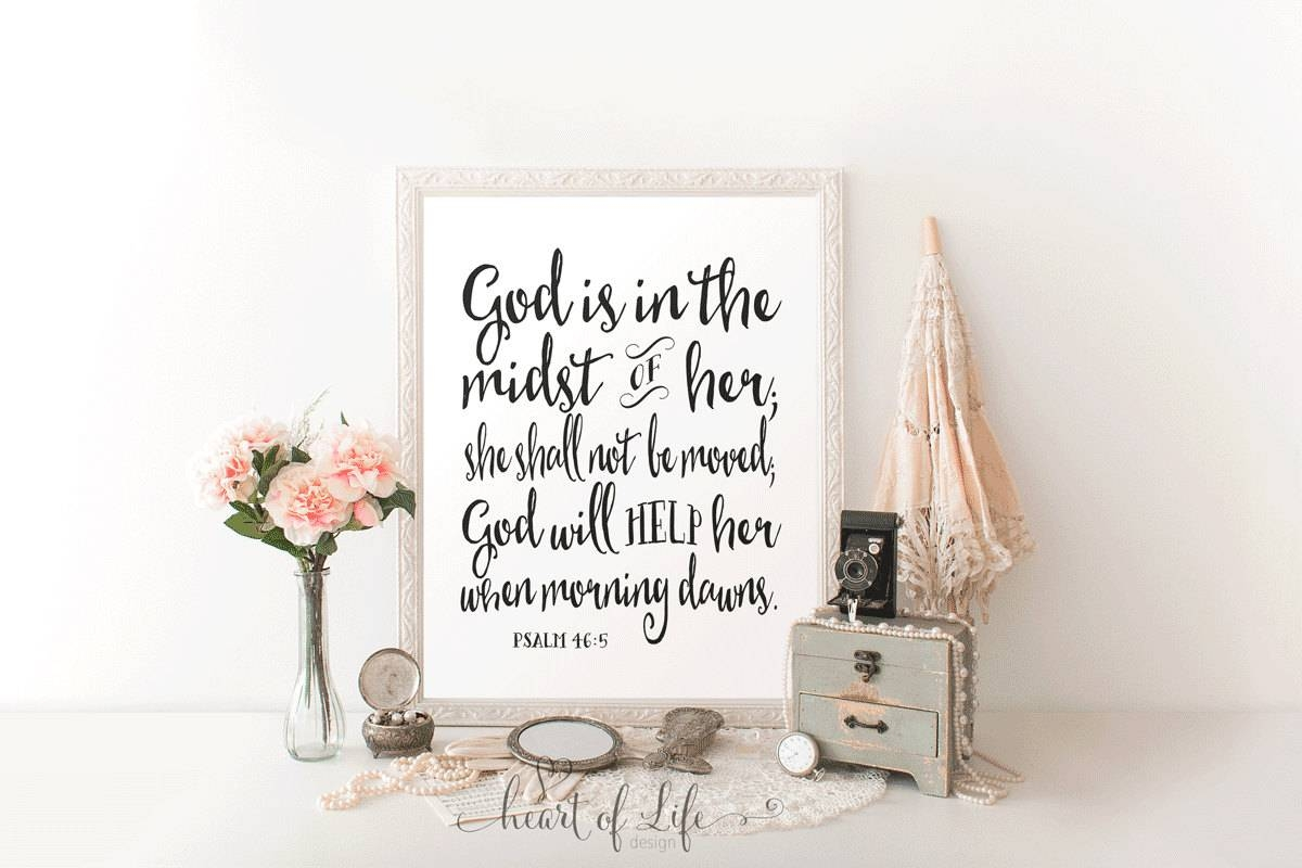 Bible Verse Wall Art Ideas Also Qoute For Bedroom Frame Pictures Inside Newest Bible Verses Framed Art (View 7 of 25)