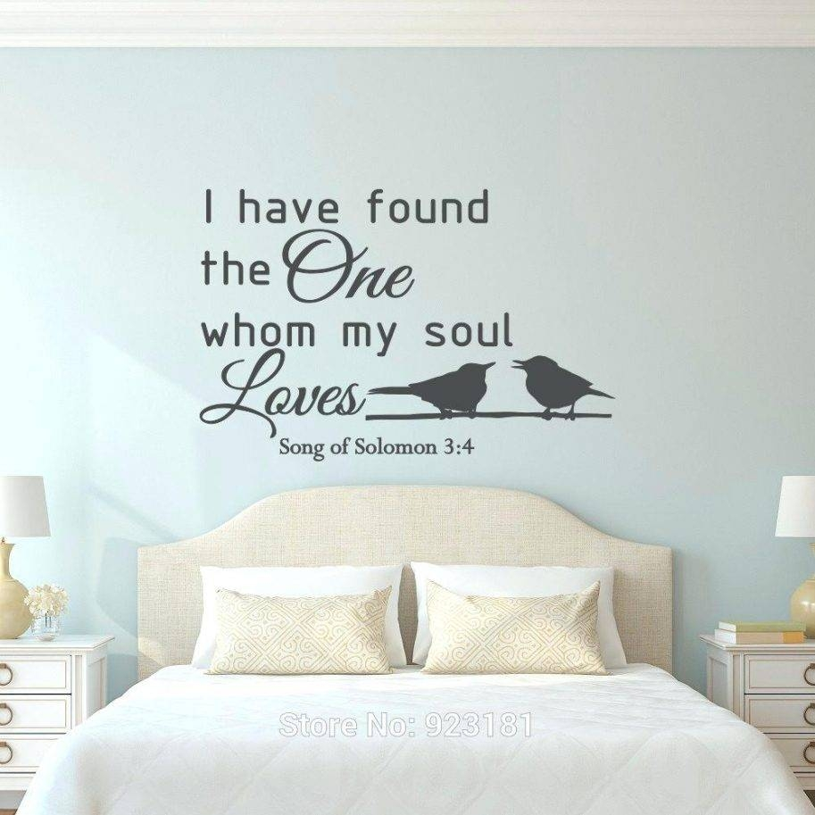 Bible Verse Wall Decor Popular Art Decals Home Buy Cheap Christian With Best And Newest Bible Verses Wall Art (Gallery 4 of 30)
