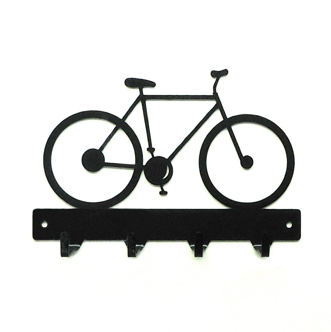 Bicycle Metal Art Key Rack Free Usa Shipping In 2018 Metal Bicycle Art (View 5 of 20)
