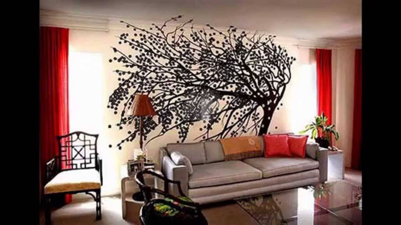 Big Wall Decorating Ideas – Youtube Within Most Up To Date Wall Art For Large Walls (View 5 of 20)