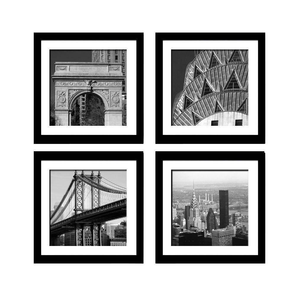 Black And White Framed Wall Art – Wall Shelves Throughout Most Popular Black And White Wall Art (View 4 of 16)