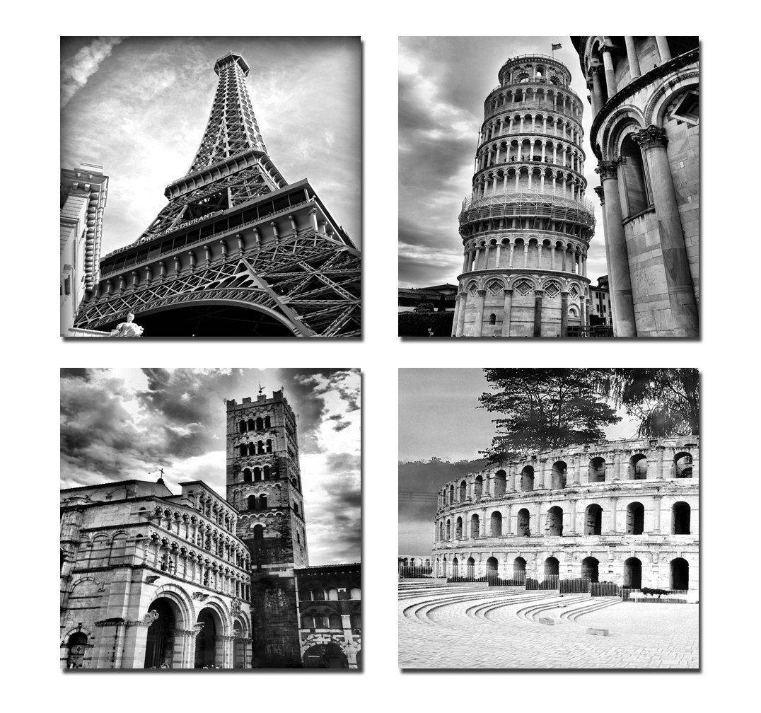 Black And White Paris Wall Art – Wall Murals Ideas With Most Up To Date Black And White Paris Wall Art (View 2 of 25)