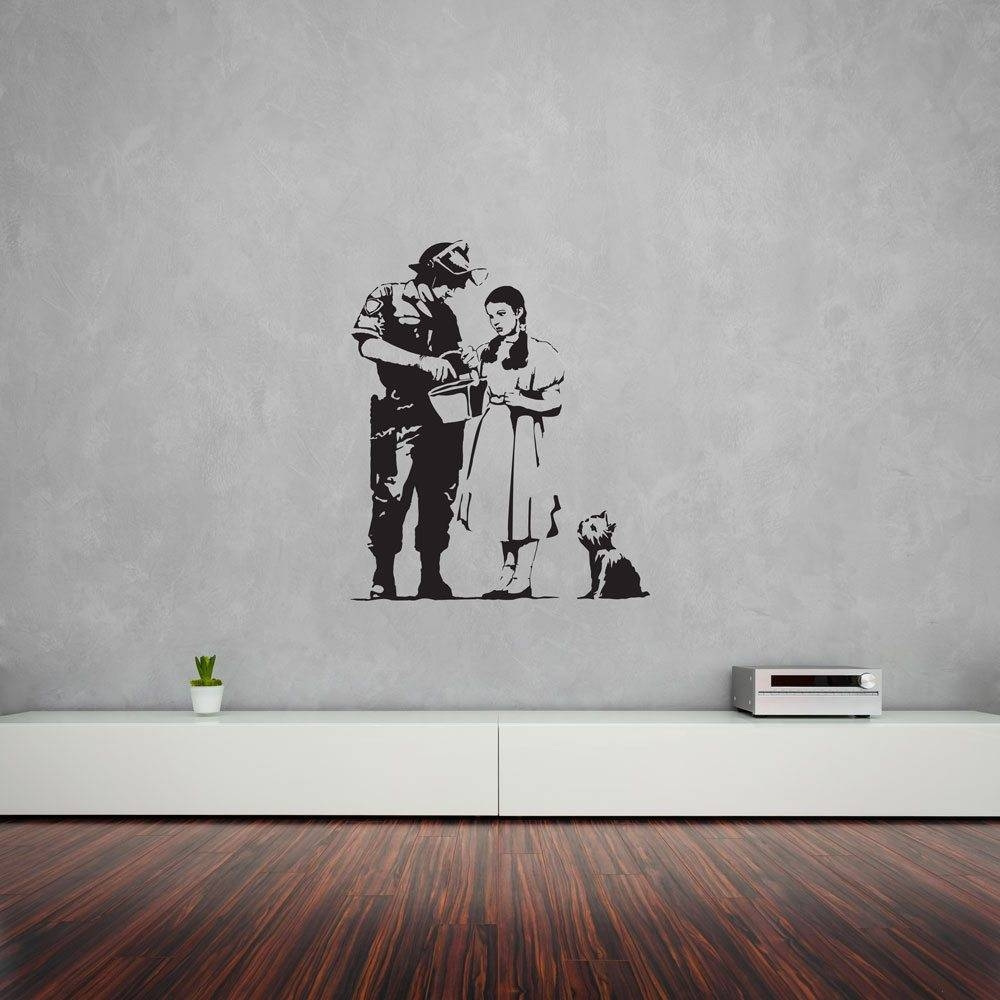 Bob Marley Portrait Vinyl Wall Art Decal | Vinyl Revolution Pertaining To Most Popular Bob Marley Wall Art (View 11 of 30)