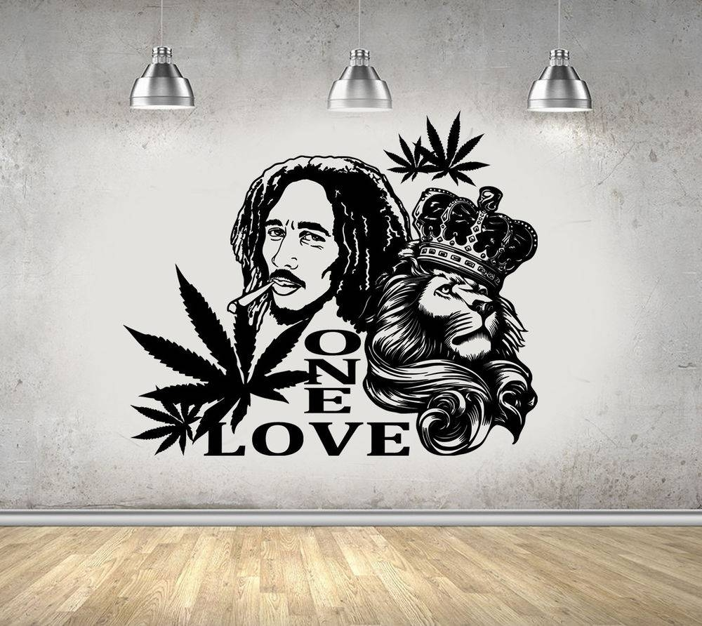 Bob Marley Wall Art | Ebay For Most Up To Date Bob Marley Wall Art (View 16 of 30)