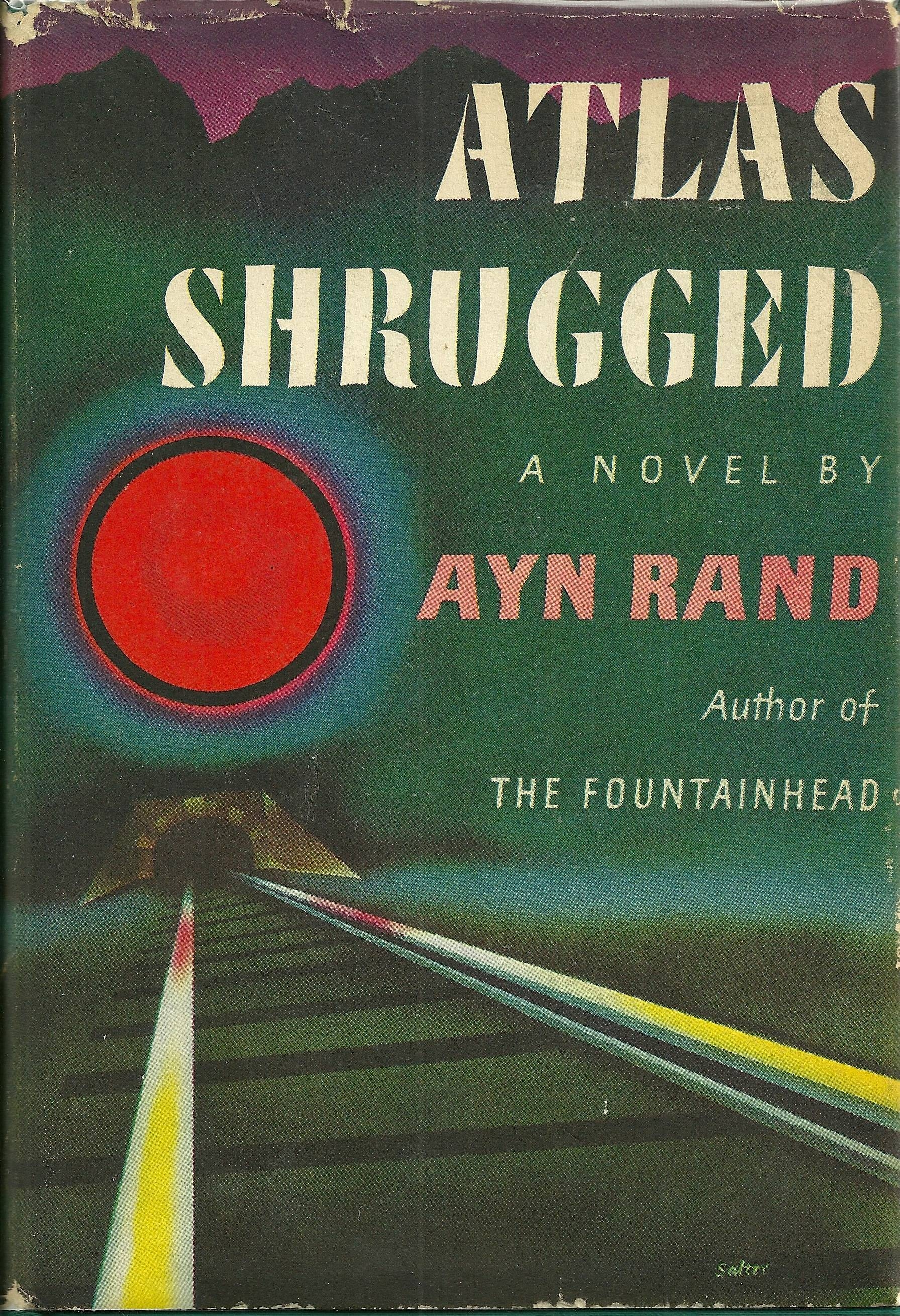 analysis of atlas shrugged Complete summary of ayn rand's atlas shrugged enotes plot summaries cover all the significant action of atlas shrugged.