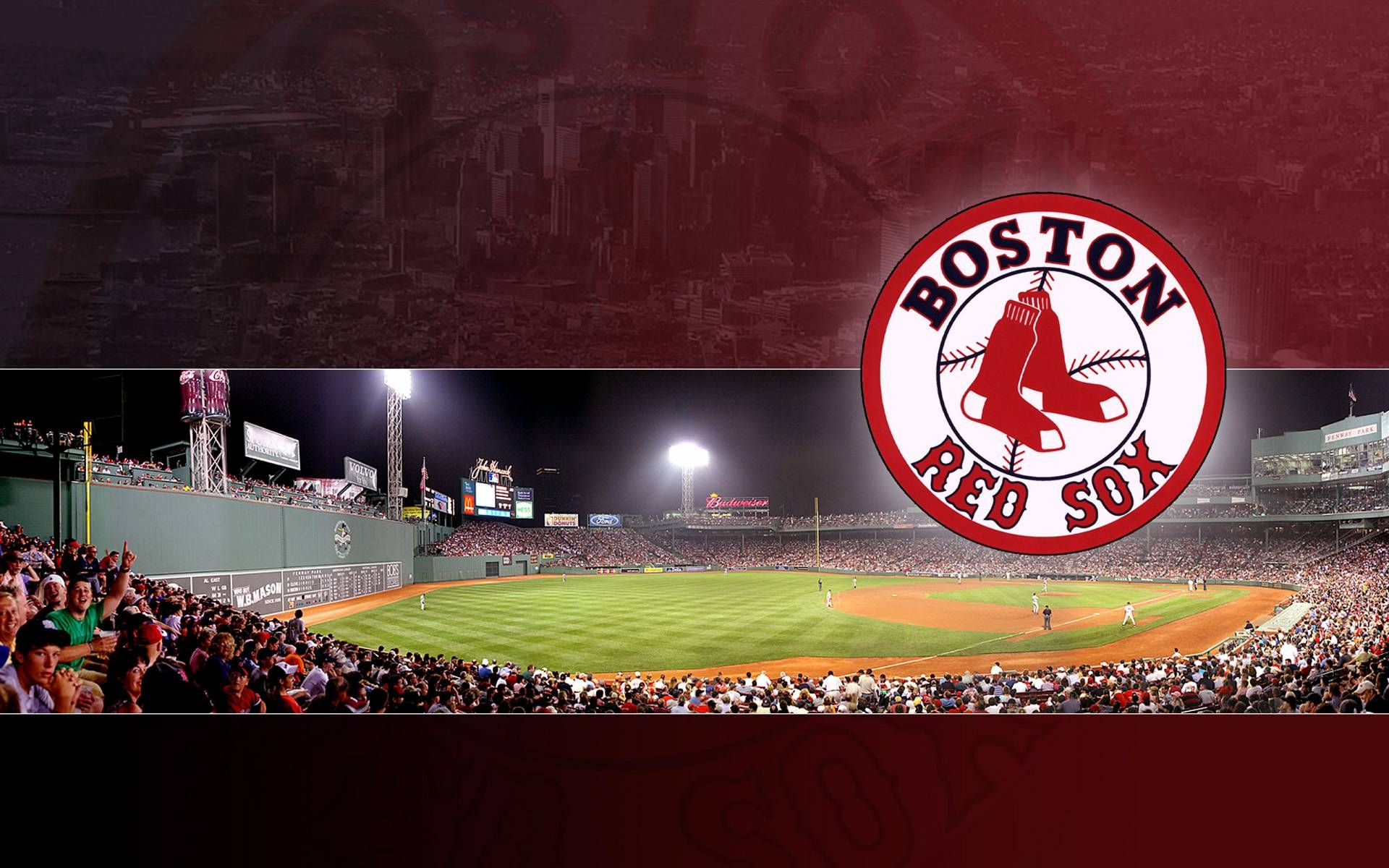 Boston Red Sox Wallpaper | Free Download Clip Art | Free Clip Art Regarding Newest Red Sox Wall Art (View 14 of 23)