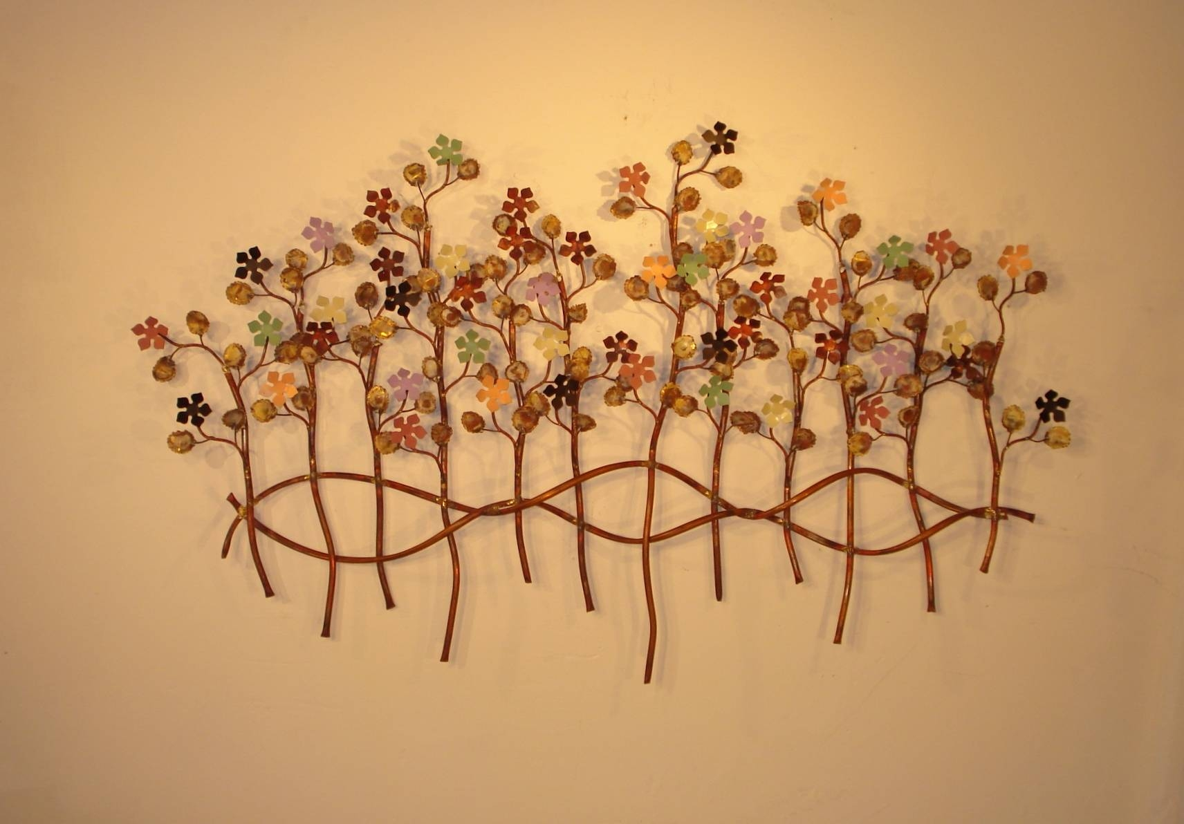 Featured Photo of Botanical Metal Wall Art