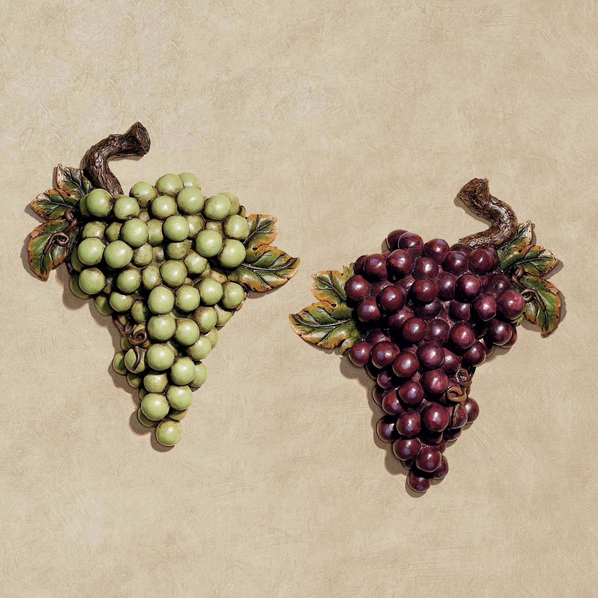 Featured Photo of Grape Wall Art