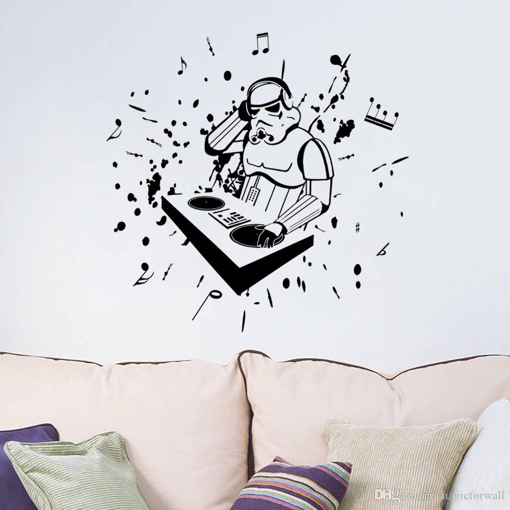 Brilliant 30+ Music Notes Wall Decor Inspiration Of Music Notes Regarding Newest Music Note Art For Walls (View 16 of 25)