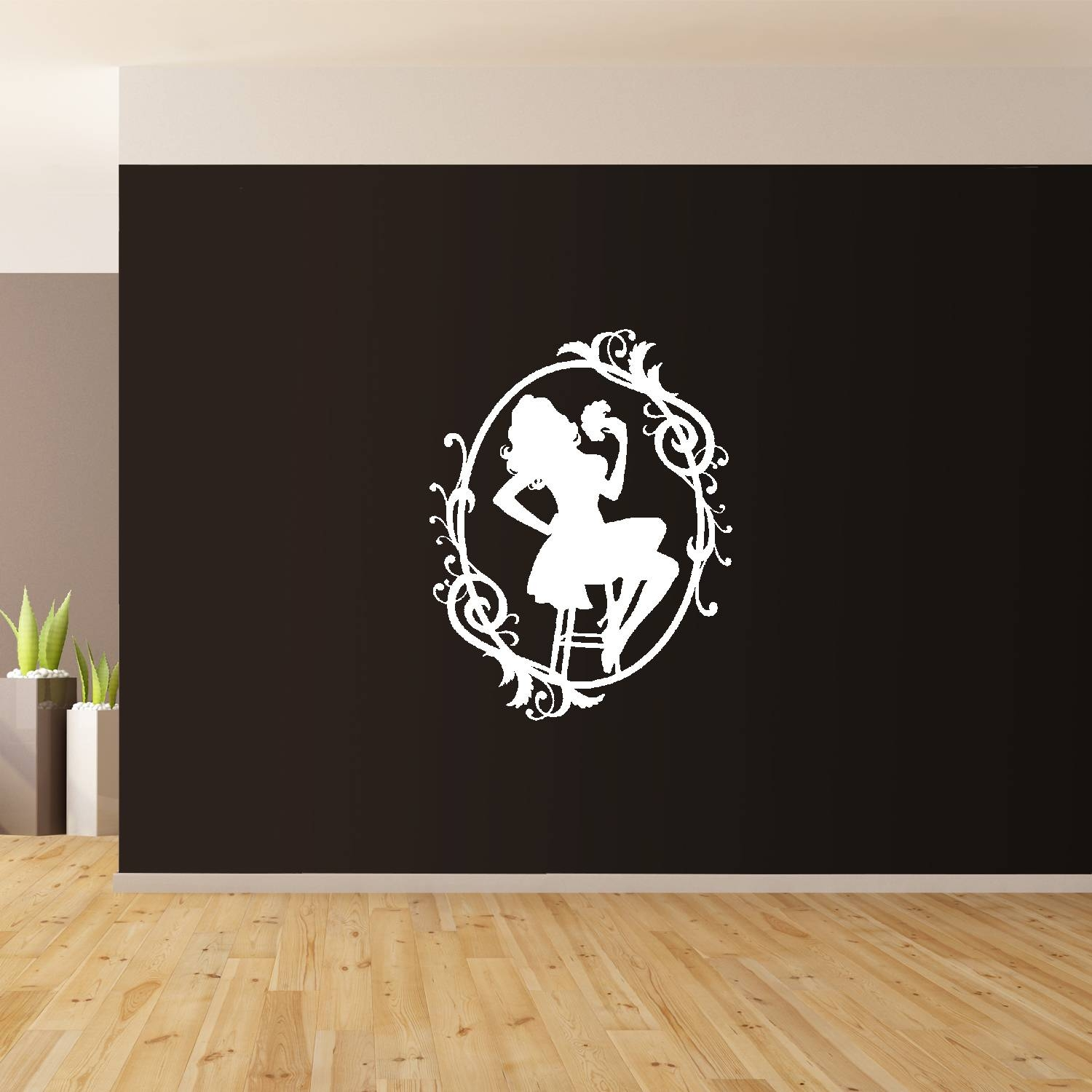 Cameo Wall Art – Wall Murals Ideas Pertaining To Most Current Cameo Wall Art (View 3 of 20)