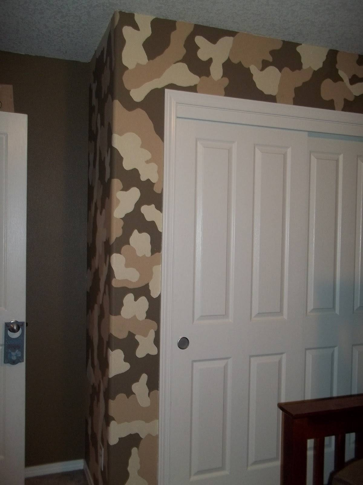 Camouflage Wall Decor – Todosobreelamor With Regard To Most Recently Released Camouflage Wall Art (View 16 of 20)