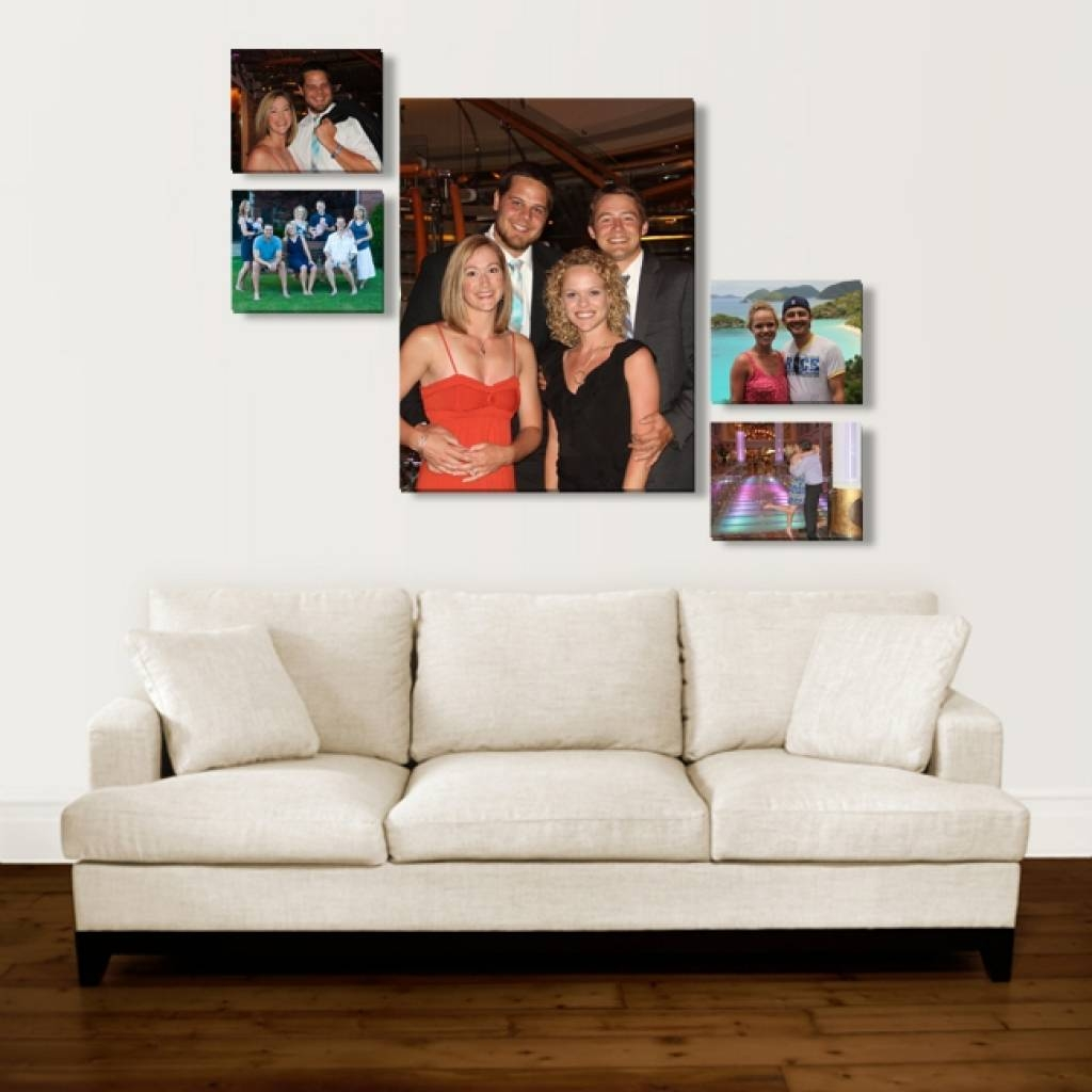 Canvas Photo Wall Art Triptych Canvas Prints Split Multi Panel Inside Most Up To Date Multi Panel Canvas Wall Art (View 14 of 20)