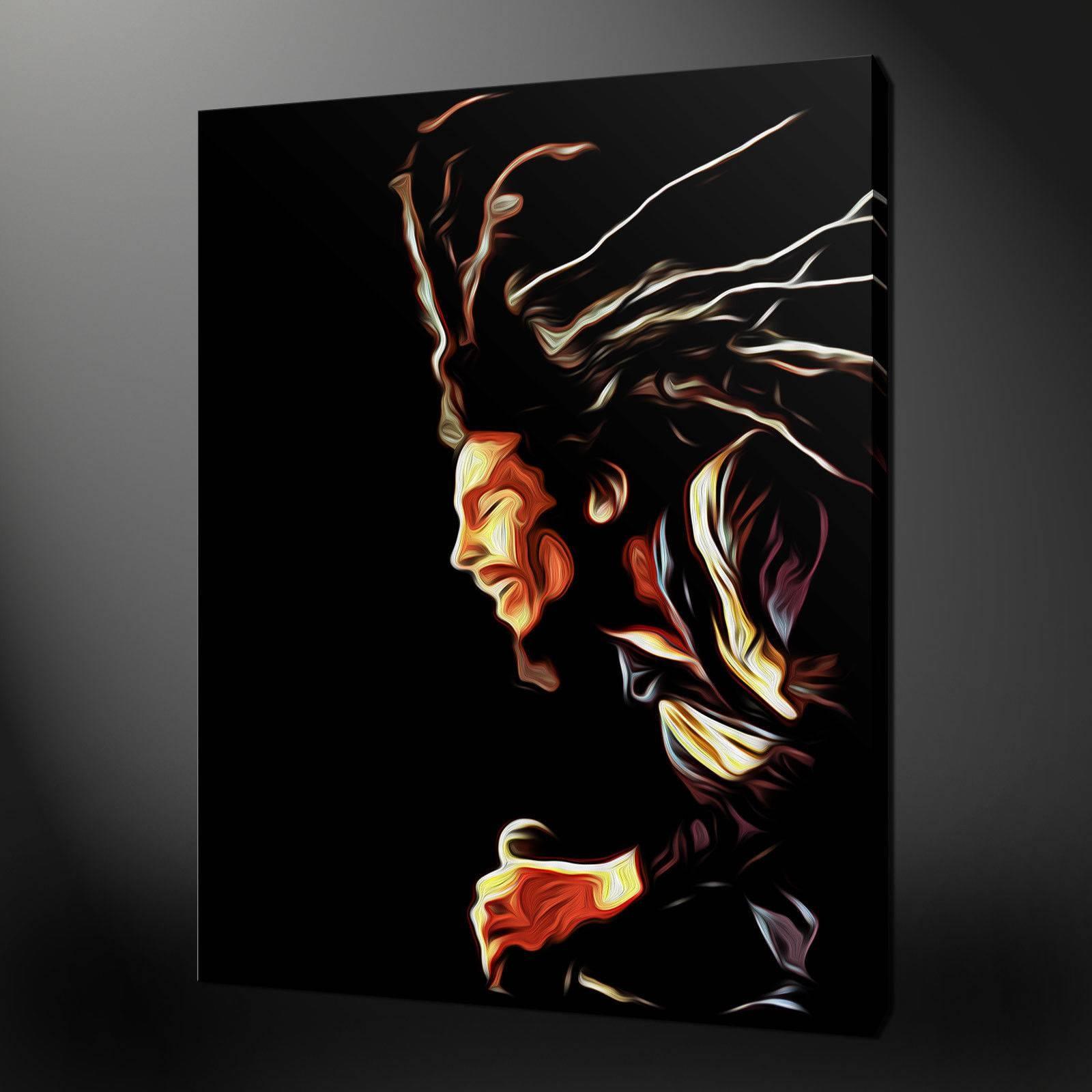 Featured Photo of Bob Marley Canvas Wall Art
