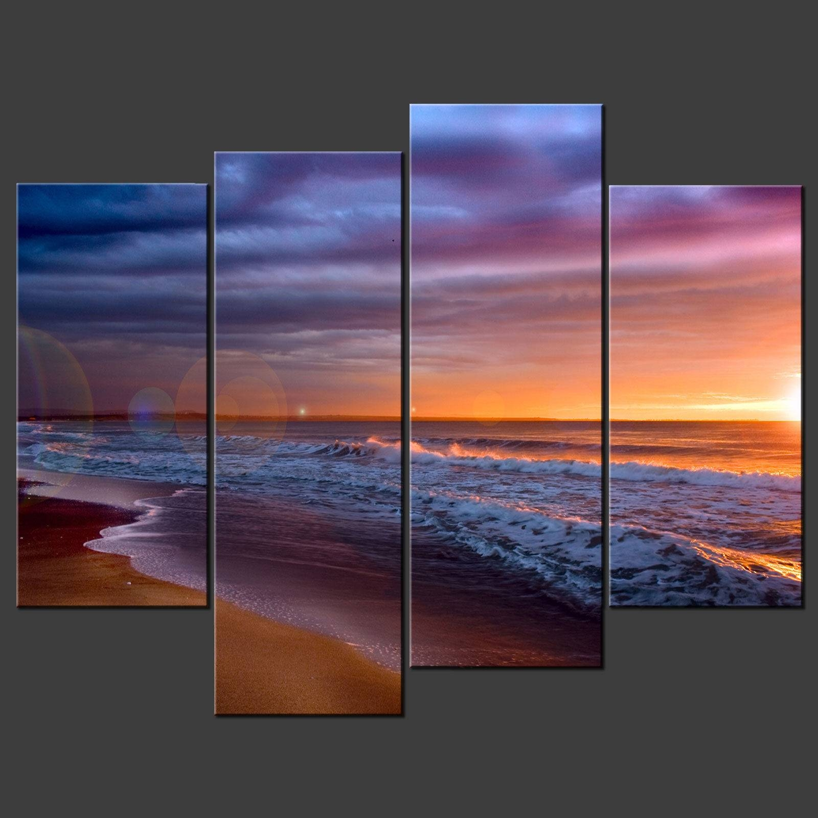 Canvas Print Pictures. High Quality, Handmade, Free Next Day Delivery. Inside Most Popular Split Wall Art (Gallery 3 of 20)