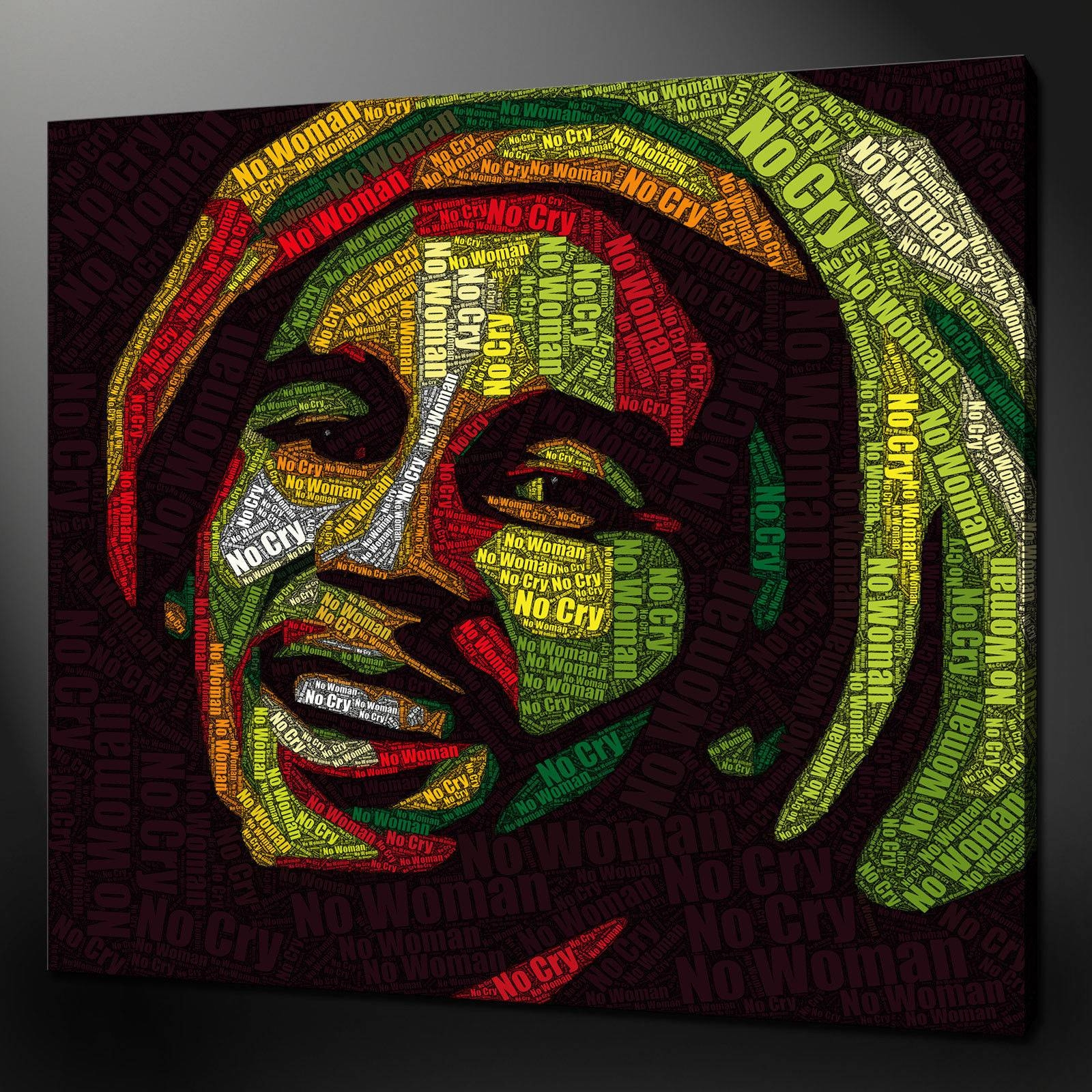 Canvas Print Pictures. High Quality, Handmade, Free Next Day Delivery. Intended For Most Recent Bob Marley Canvas Wall Art (Gallery 5 of 25)