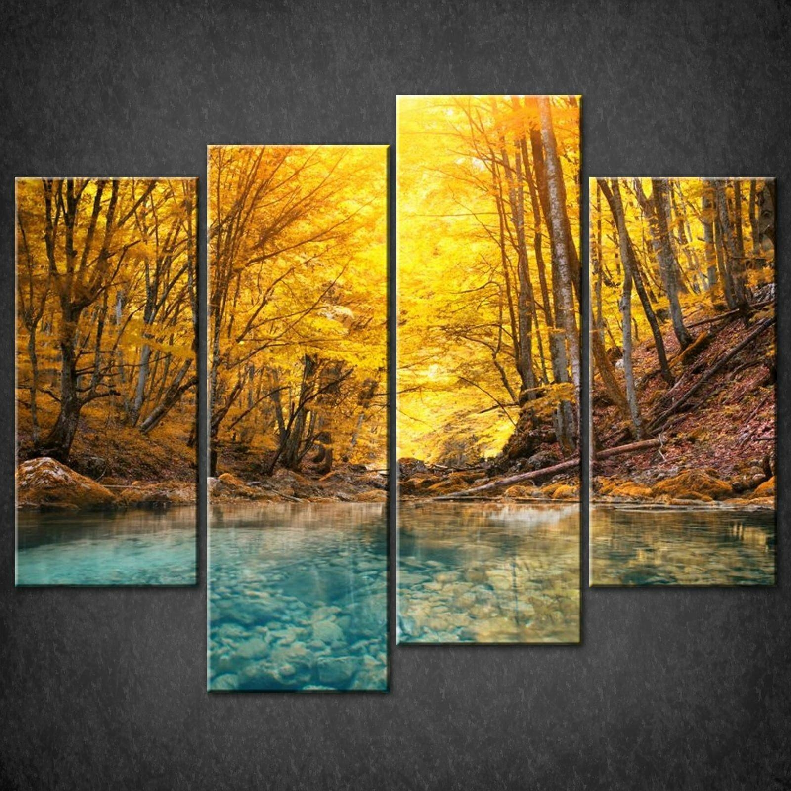 Canvas Print Pictures. High Quality, Handmade, Free Next Day Delivery. Pertaining To 2018 Split Wall Art (Gallery 2 of 20)