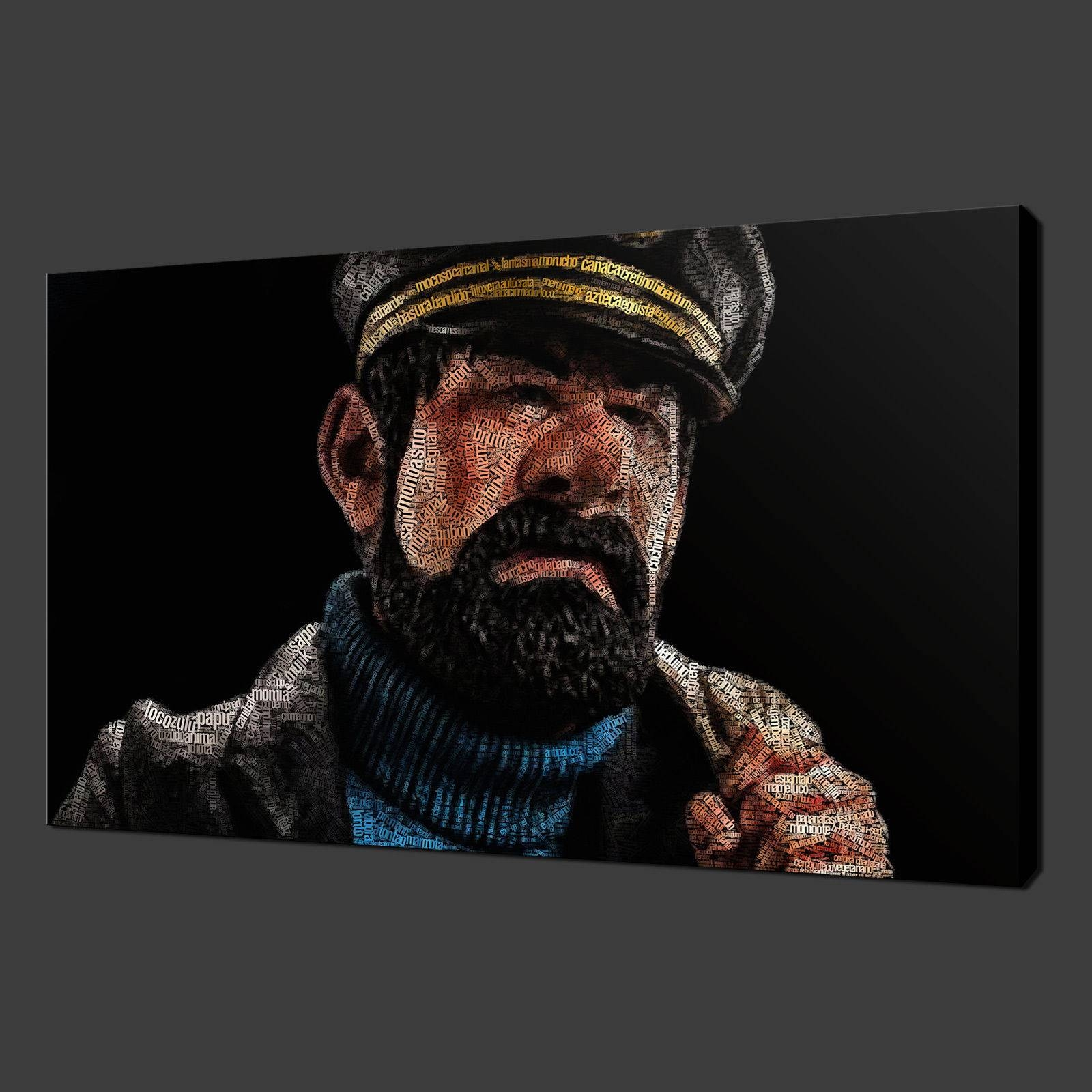 Canvas Print Pictures. High Quality, Handmade, Free Next Day Delivery (View 13 of 20)