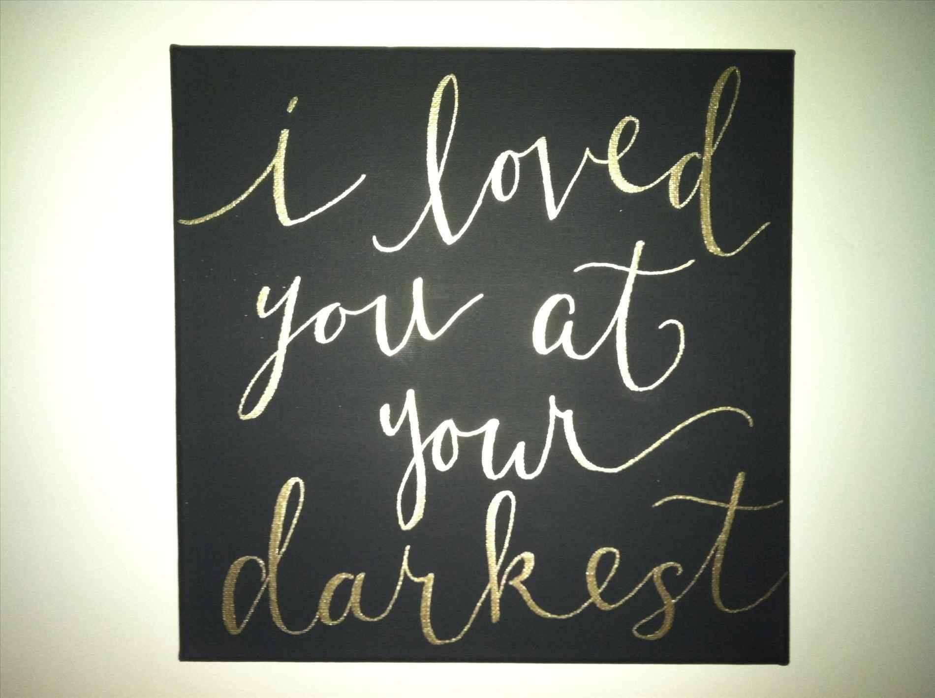 Canvas Wall Art Quotes Canvas Wall Art Youtube Quotes With Regard To Most Recently Released Diy Canvas Wall Art Quotes (View 7 of 20)