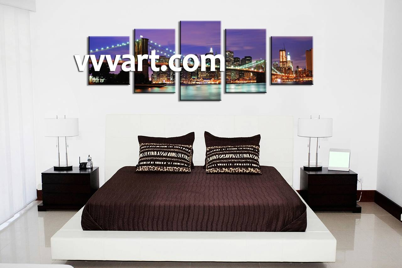 Canvas Wall Art Sets Interest Multi Piece Wall Art – Home Decor Ideas In Most Popular Multiple Piece Canvas Wall Art (View 10 of 25)