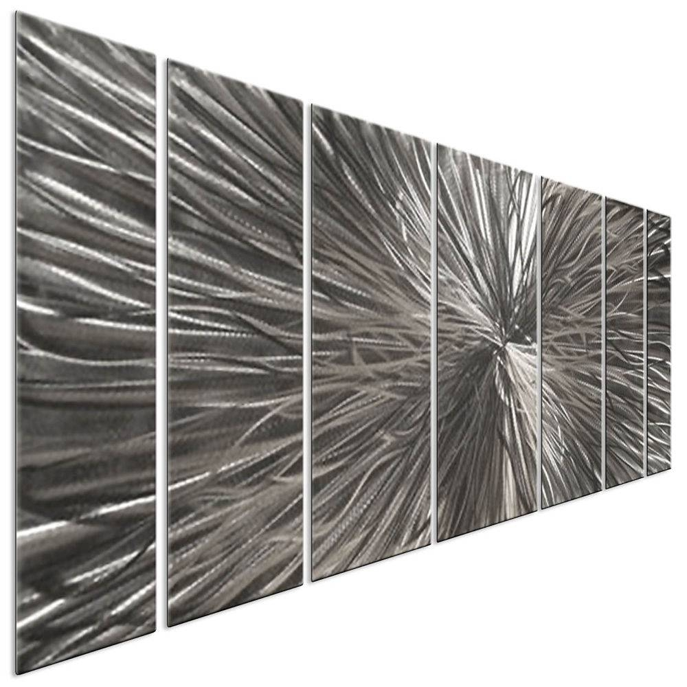 Captivating 40+ Silver Metal Wall Art Design Ideas Of All Natural With Regard To 2018 Ash Carl Metal Art (View 11 of 30)