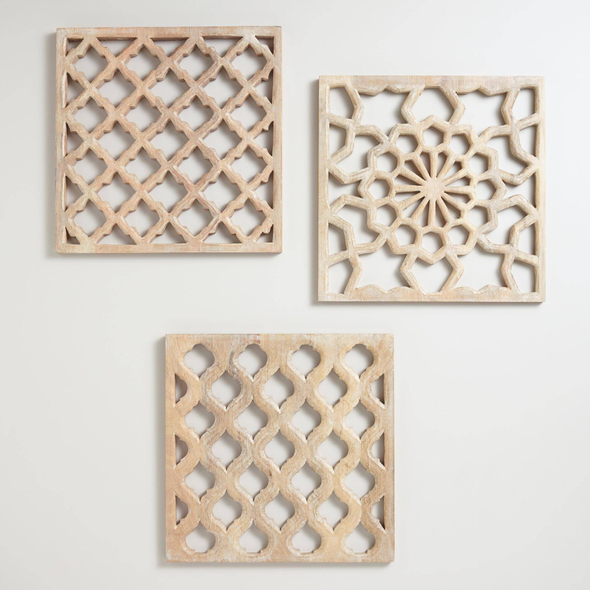 Carved Wooden Wall Panels – Wooden Wall Panels: Way To Enhance The With Regard To Newest Wood Carved Wall Art Panels (View 17 of 25)