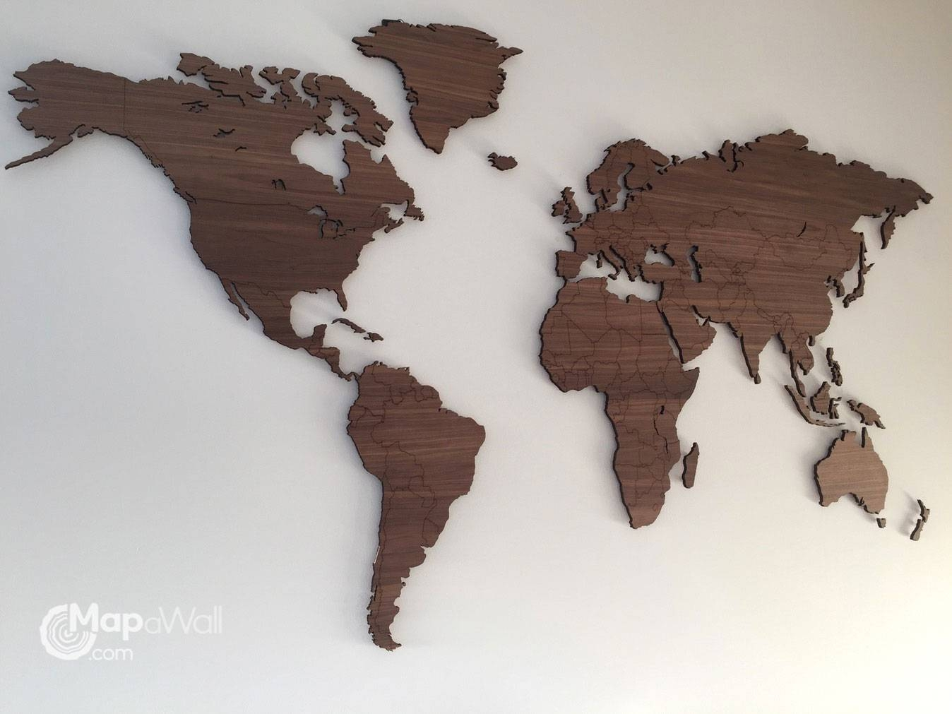Carved Wooden World Map Wood Wall Art Home Decor In – Besttabletfor Intended For 2018 Wooden World Map Wall Art (View 4 of 20)