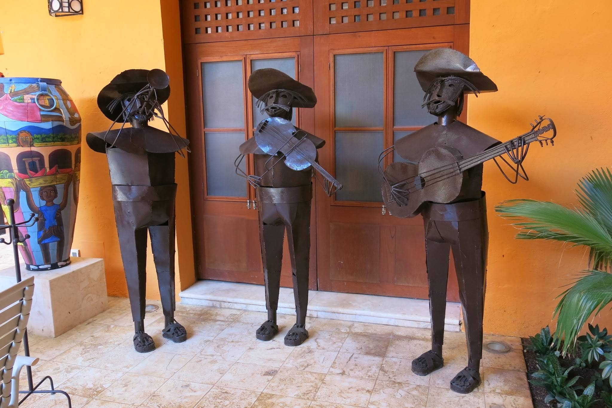 Casa De Los Venados – Awol Americans With Best And Newest Mexican Metal Art (View 3 of 30)