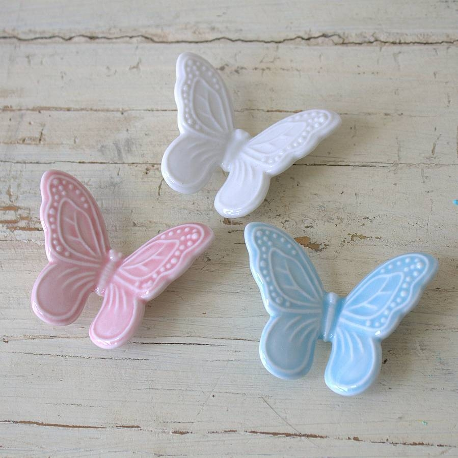 Featured Photo of Ceramic Butterfly Wall Art