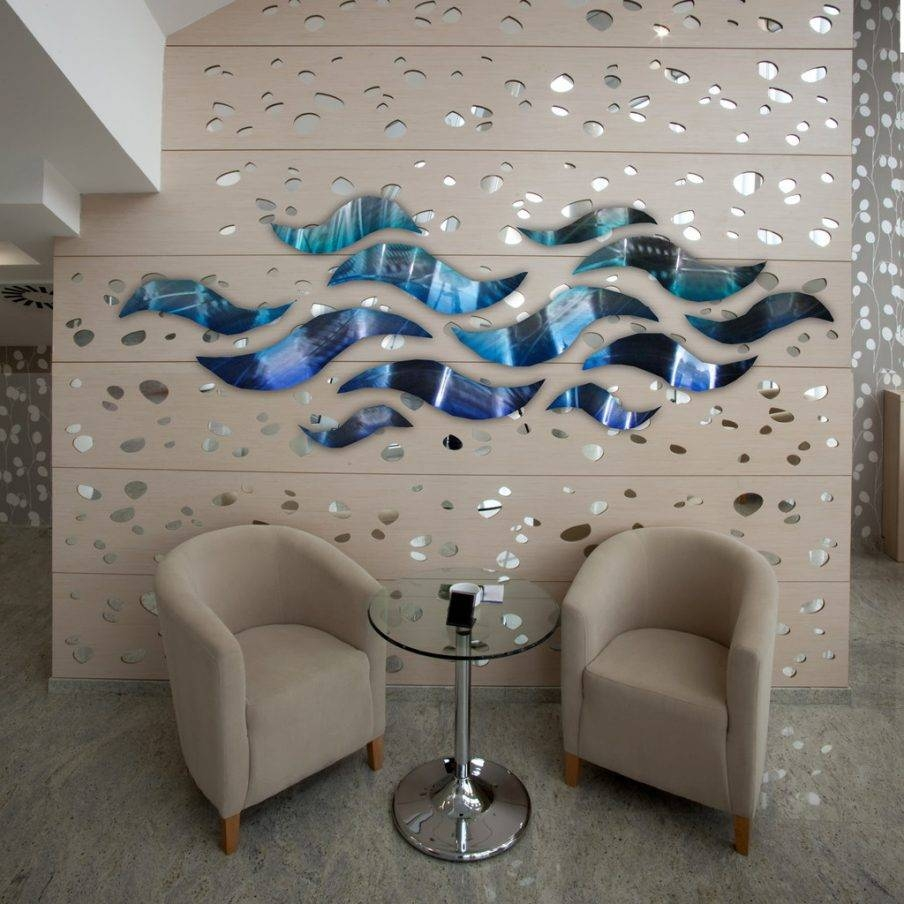 Charming Contemporary Wall Art Decorative Wood Effect Panels Pertaining To Current Cheap Contemporary Wall Art (View 9 of 20)