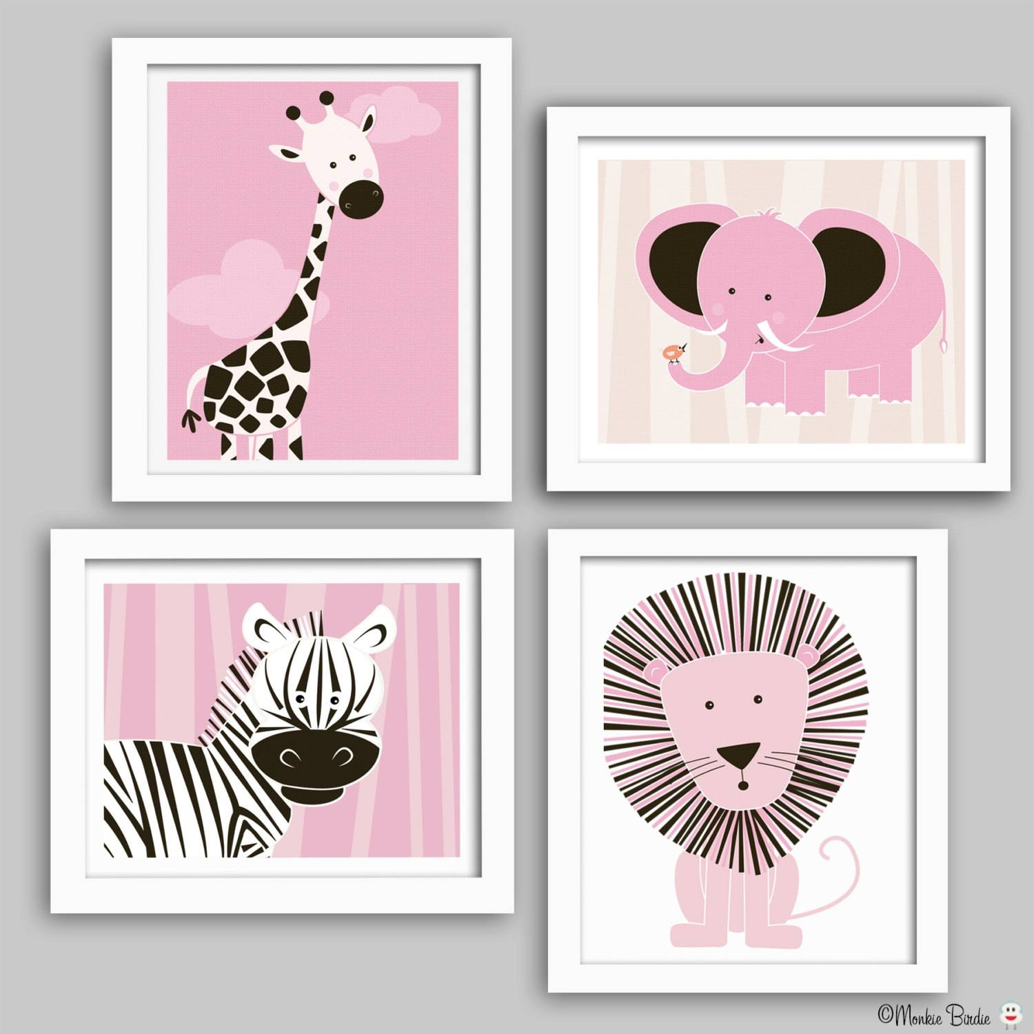Charming Design Baby Nursery Wall Art Clever Ideas 25 Best Ideas For Newest Baby Wall Art (View 23 of 30)